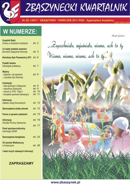 Ilustracja do informacji: Nr 1/2011