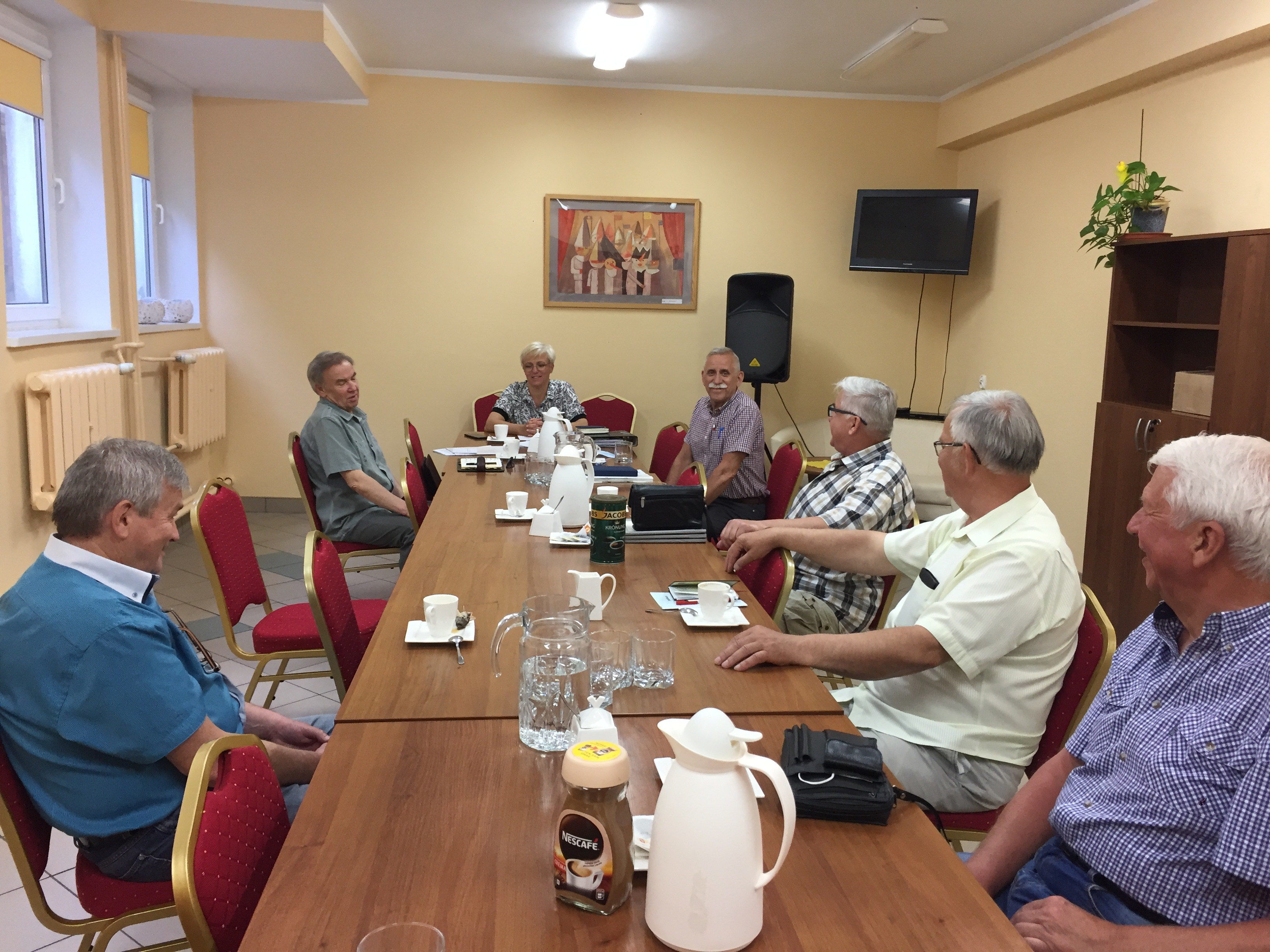 Ilustracja do informacji: Rada Seniorów już pracuje