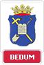 Herb miasta partnerskiego - Bedum